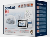 StarLine E91