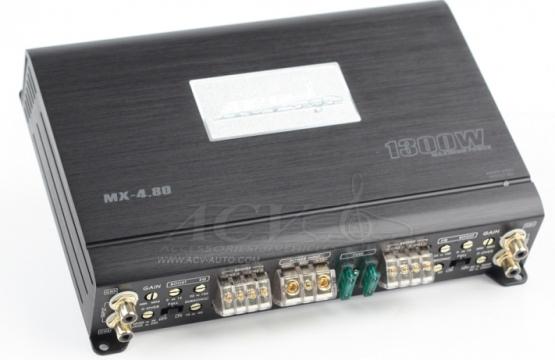 Автомобильный усилитель ACV MX-4.80 - фото 2