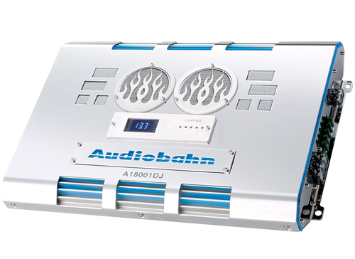 Audiobahn A18001DJ. ����������� �������������� A18001DJ.