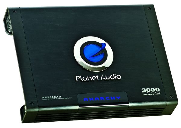 Planet Audio AC3000.1D. ����������� �������������� AC3000.1D.
