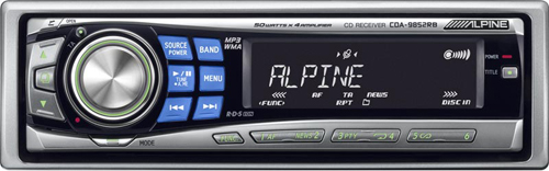 Магнитола Alpine CDA-9852RB