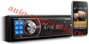 Магнитола Alpine CDA-105Ri