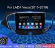Магнитола Android 2G-32G Lada VESTA2015-