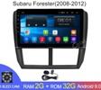 Магнитола Android 2G-32G Subaru Forester2008-