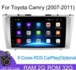 Магнитола Android 2G-32G Toyota Camry 2006-2011