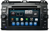 Магнитола FarCar Kaier s180 для Toyota Land Cruiser Prado 120 на Android 4.4(q456)
