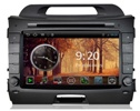 FarCar Winca s150 для Kia Sportage на Android (i074)