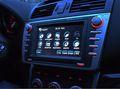 FlyAudio D7545NAVI - MAZDA 6 2008