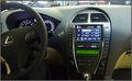 Магнитола FlyAudio FA041NAVI -  LEXUS ES350