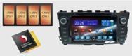 Магнитола FlyAudio G7129F01 - NISSAN TEANA
