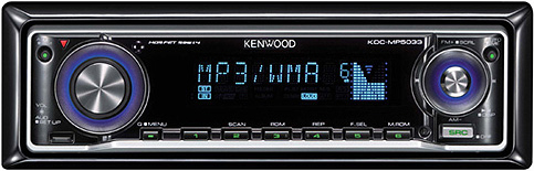 Магнитола Kenwood KDC-MP5033
