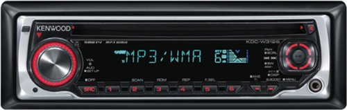 Магнитола Kenwood KDC-W312SAY