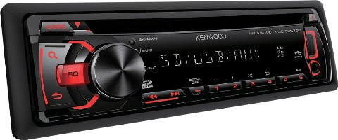 ��������� Kenwood KDC-3657SD