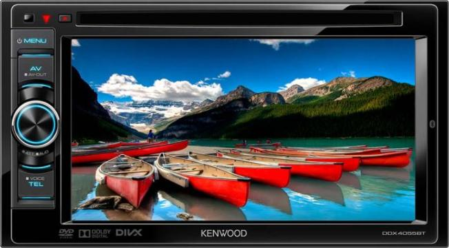 ��������� Kenwood DDX4055BT