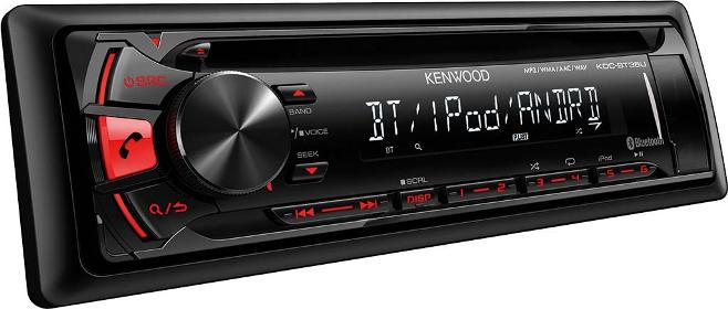 Магнитола Kenwood KDC-BT35U