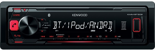 ��������� Kenwood KMM-BT302