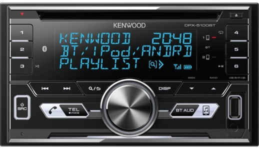 Магнитола Kenwood DPX-5100BT