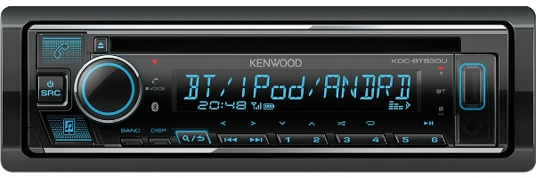 Магнитола Kenwood KDC-BT530U