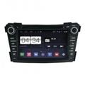 Магнитола MyDean 5172 Hyundai i40 с 2011-