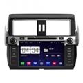 Магнитола MyDean 5347 Toyota Land Cruiser Prado 150  2013-