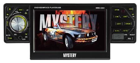 Mystery Mmd-4304 инструкция - фото 3