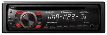 ��������� Pioneer DEH-1350MP
