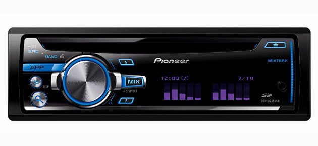 ��������� Pioneer DEH-X7650SD