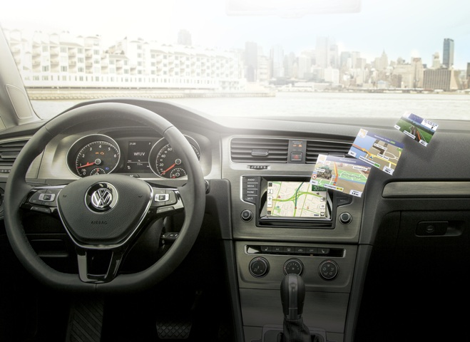 Volkswagen Golf 7 (2013) Polo (2014) Passat (2014) Магнитола Pioneer AVIC-F260VAG