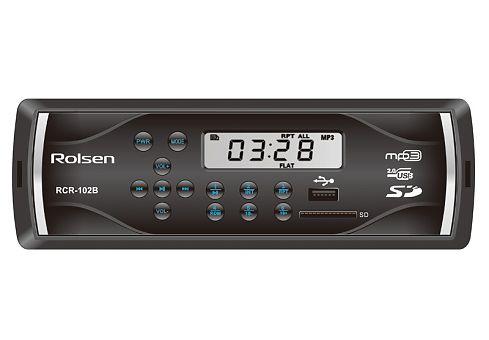 Rolsen Rcr-103b инструкция - фото 11