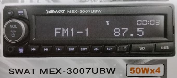 Swat Mex-3007ubw Инструкция - фото 9
