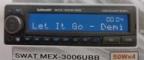 Магнитола SWAT MEX-3006UBB