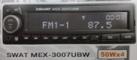 Магнитола SWAT MEX-3007UBW