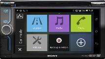 Магнитола Sony XAV-602BT