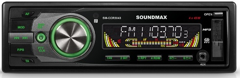 Магнитола Soundmax SM-CCR3043
