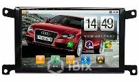 Магнитола iBix Audi A4