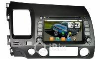 Магнитола iBix Honda Civic VIII