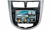 Магнитола iBix Hyundai Solaris