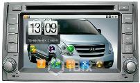 Магнитола iBix Hyundai Starex H1