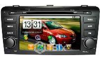 Магнитола iBix Mazda3 (BK)