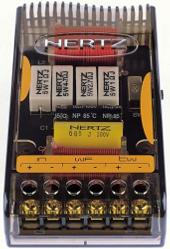 Hertz 2W10.3 Xover 2-way single woofer