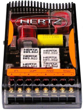 Hertz 3W30.3 Xover 3-way dome midrange