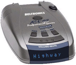 Антирадары Beltronics RX65i Blue