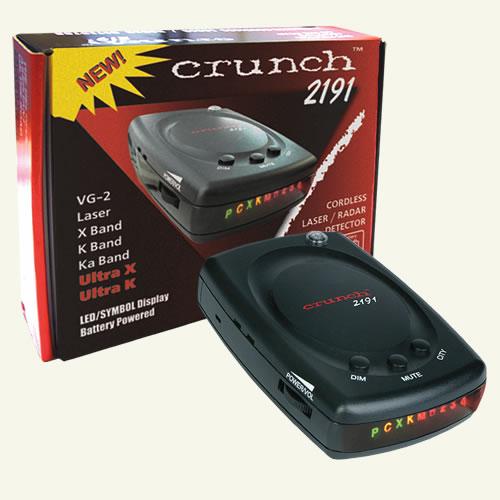 Антирадары Crunch 2191