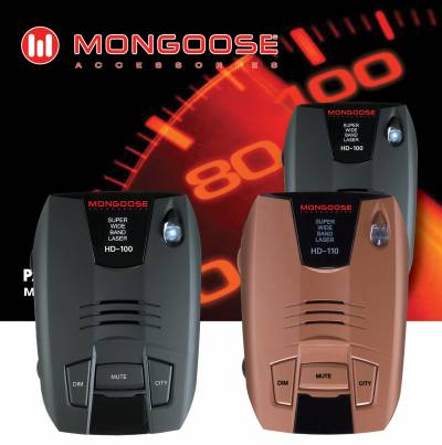 Антирадары Mongoose HD-110