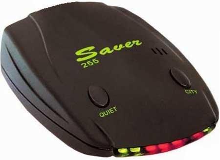 Антирадары Saver G-255