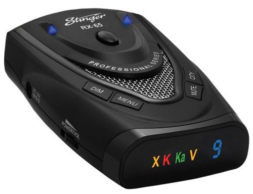 Антирадары Stinger RX-65