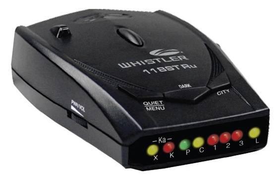 Антирадары Whistler WH-118ST RU