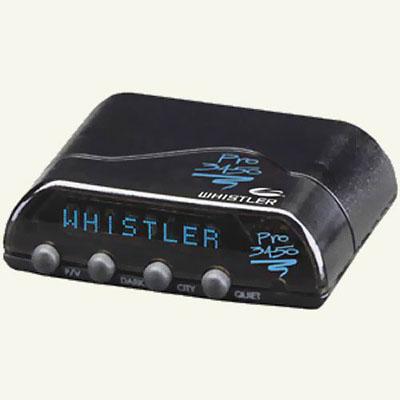 Антирадары Whistler Pro 3450