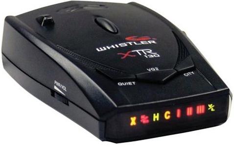 Антирадары Whistler XTR-130