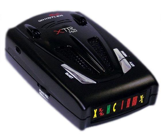 Антирадары Whistler XTR-150